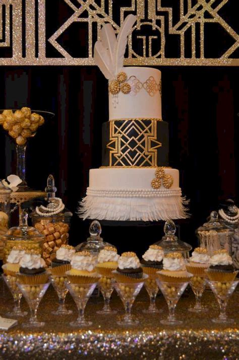 Great Gatsby Decorations - great gatsby theme ideas 15 oosile