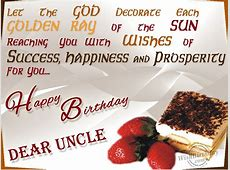 Anniversary Wishes Uncle 9