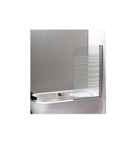 pare baignoire ador 130 75 cm pare baignoire salle de