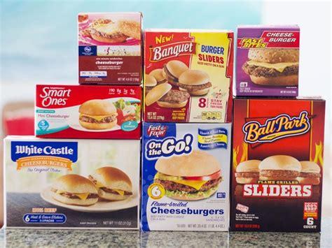 frozen burgers burger taste test erin jackson photographs seriouseats aht boxes edit