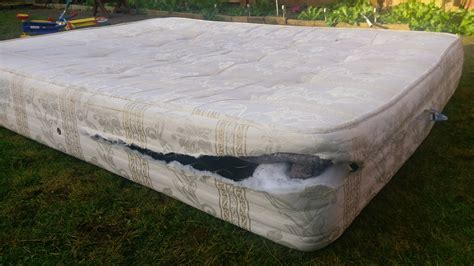 where to dump mattress how we performed diy mattress recycling in 30 minutes