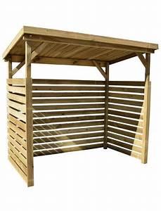 Grill überdachung Holz : weka fahrrad m lltonnenunterstand gr 1 holz pinterest unterstand m ll und tonne ~ Buech-reservation.com Haus und Dekorationen