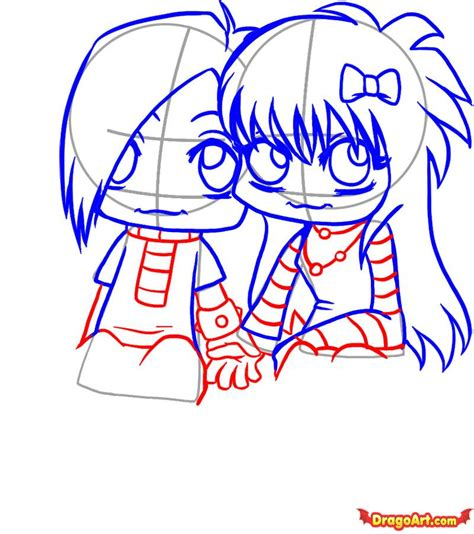 cartoon boy  girl hugging clipartsco