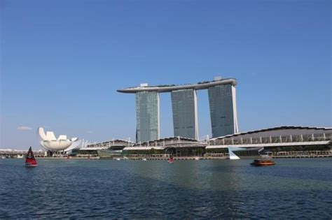 The Boat Hotel by Hotel With A Boat On Top Singapore Picture Of Marina