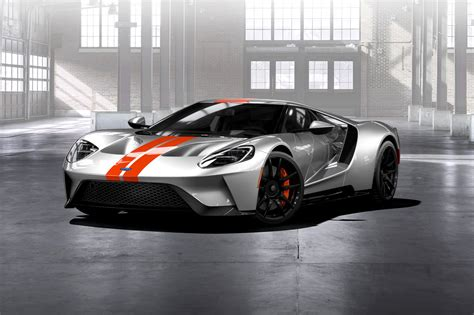 2017 Ford Gt Configurator Launched Online Gtspirit