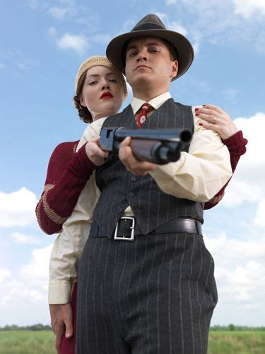 bonnie clyde halloween   history channel  pinterest