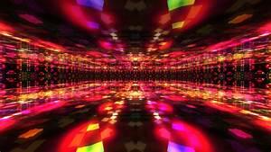 Disco Dance Floor Background Loop Stock Footage Video ...