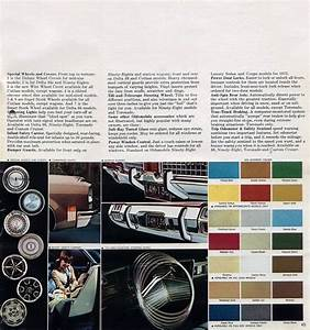 Gold Chart Trend 1972 Oldsmobile 442 My Classic Garage