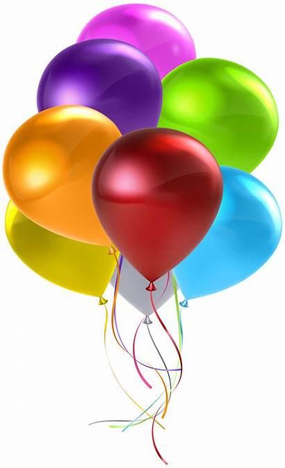 Balloon Clip Globos Bunch Transparent Clipart Balloons