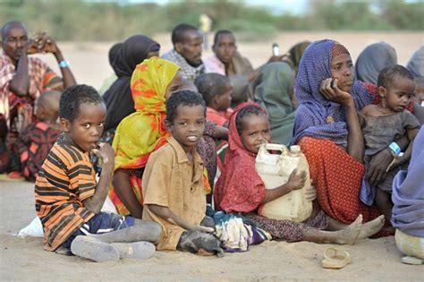 declares famine  somalia iocc responds  aid