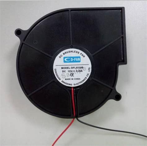 97x97x33mm 9733 12v 24v dc blower fan dongguan xingdong electronics co ltd