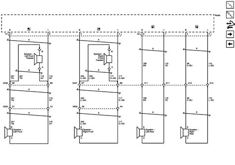 Malibu Radio Wiring Diagram Bose by 2003 Tahoe Bose Stereo Html Autos Post