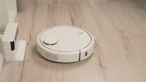 xiaomi mijia robot vacuum cleaner review youtube