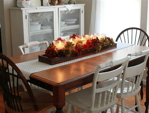 Dining Room Table Centerpieces Everyday Crystal Chandelier
