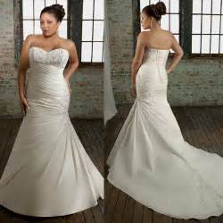 plus size wedding dresses plus sizes wedding dresses a trusted wedding source by dyal net