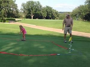 Creating Your Own Putt Putt Golf My Little Golfers