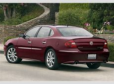 2008 Buick LaCrosse Super specifications, photo, price