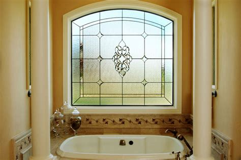 Stained Glass Bathroom  Scottish Stained Glass