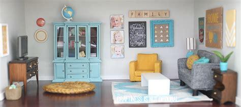 Making A (mini) House A Home  Project Nursery