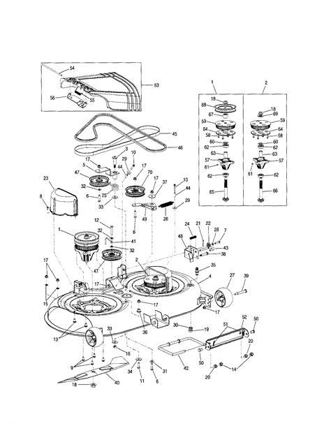 craftsman model  lawn tractor genuine parts