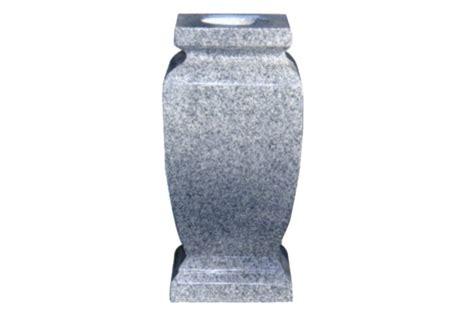 flower vase options headstones gravestones memorials