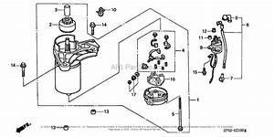Honda Engines Gxv390k1 De33 Engine  Usa  Vin  Gjaa