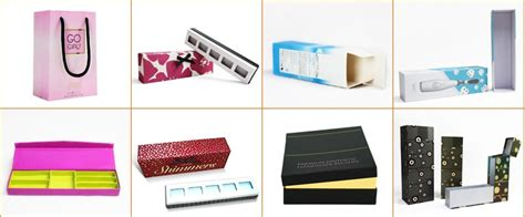 special exquisite hair extension packaging box paper box packaging buy gift box packaging