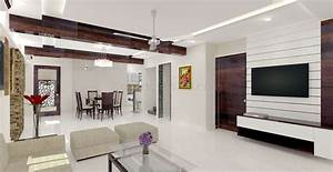 3d interior design service for indian homes contractorbhai for Interior decorator designer services