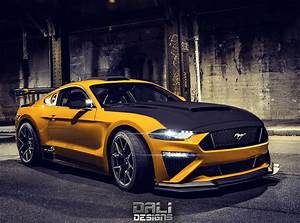 2018 Ford Mustang GT-R 50th Anniversary by dly00 on DeviantArt