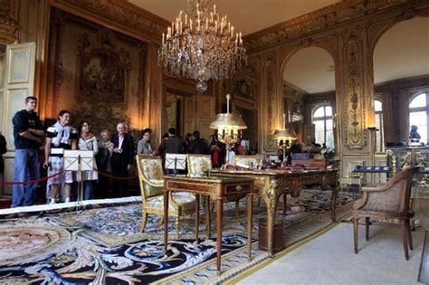 bureau chs elysees palais de l 39 elysée journées du patrimoine 2017 palais