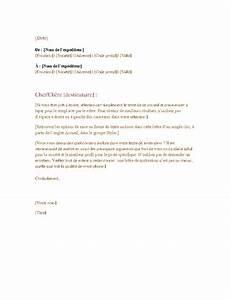 Rédiger Une Lettre Geste Commercial : lettre commerciale formelle ~ Medecine-chirurgie-esthetiques.com Avis de Voitures