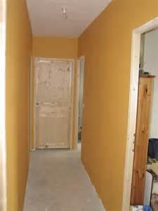 Idee Deco Couloir Peinture : peinture pour couloir ~ Melissatoandfro.com Idées de Décoration