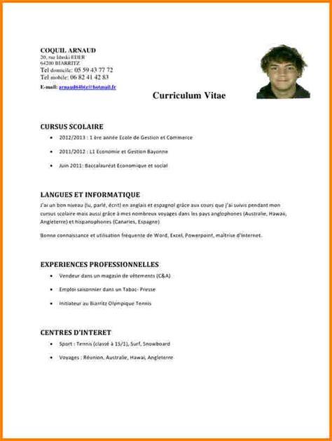 recherche emploi commis de cuisine 10 cv emploi saisonnier modele lettre