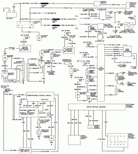 Ford Fuse Box Layout Wiring Diagram