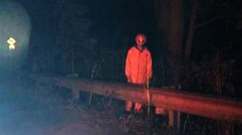 Another Creepy Clown Sighting In Mercer, PA - YouTube