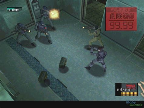 A Game Like Metal Gear Solid 1 But Focused On Combat