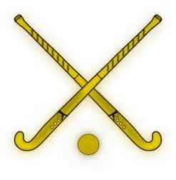Field Hockey Stick Clip Art