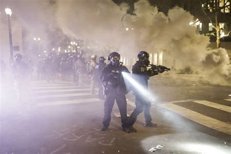 Oregon leaders ask EPA to investigate impacts of tear gas ...