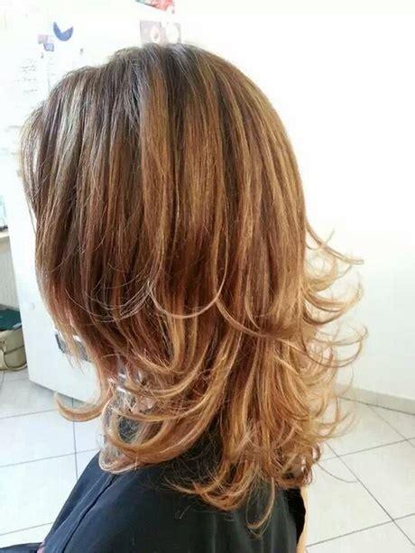 degrade en  cheveux long