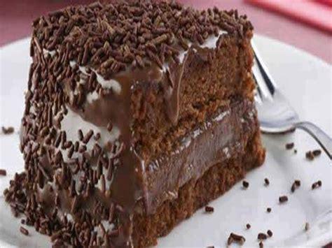 cuisiner des f es surgel s bolo de chocolate melhor receita gateau sucre gâteau