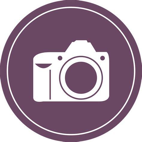 Clip Art Camera Camera Badge Flat Clip 183 Gratis Afbeelding Op Pixabay