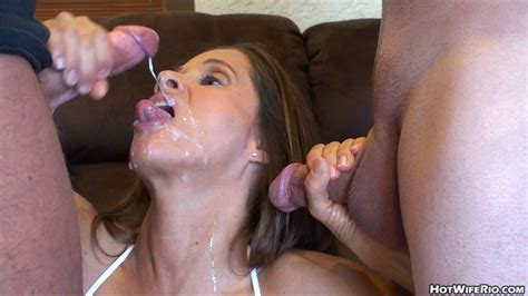 rio sucks off two huge cocks hot wife rio free sexy housewife porn pictures milf realm