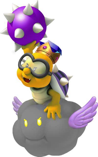 Image - Boss Lakitu SMW3D.png - Fantendo, the Video Game ...