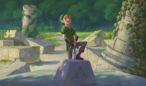 A Link To The Past By Ture E On Deviantart