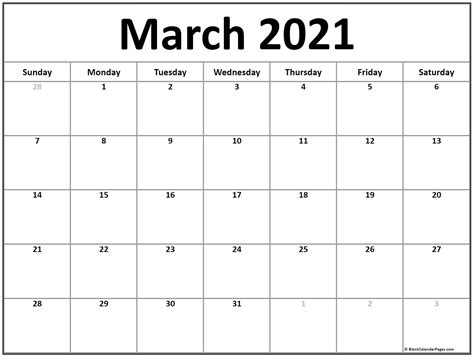 Print Free 2021 Calendar Without Downloading | Calendar ...