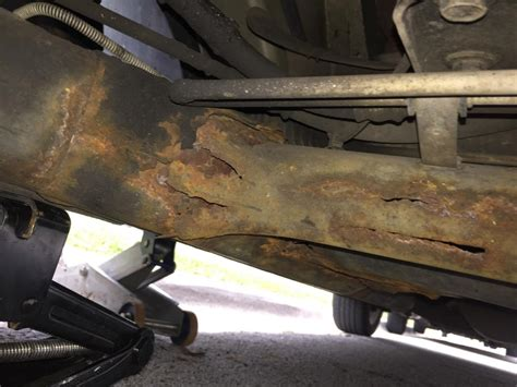 2005 Chrysler Pacifica Transmission Problems by 2005 Chrysler Pacifica Engine Cradle Rot 6 Complaints