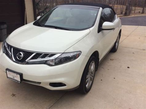 purchase   nissan murano crosscabriolet
