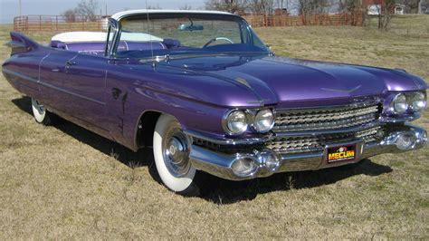 1959 Cadillac Custom Convertible