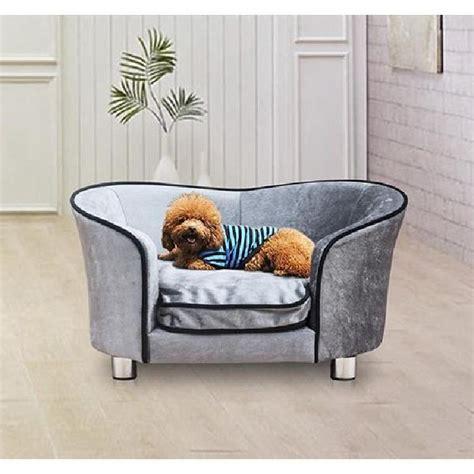 canape pour chien achat vente canape pour chien pas cher les soldes sur cdiscount cdiscount