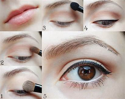 Makeup Everyday Tutorial Step Neutral Maquillaje Ojos